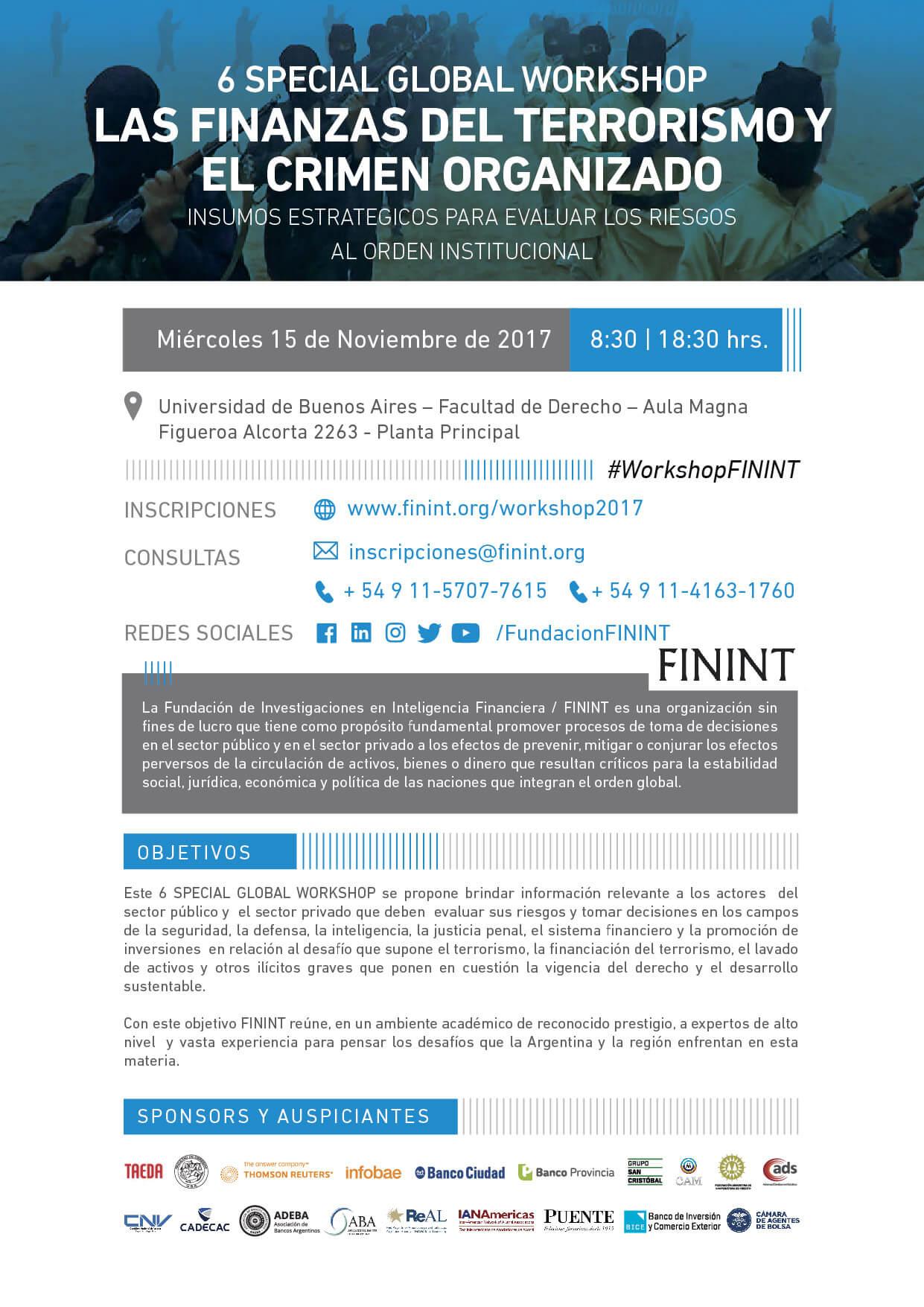 Workshop 2017 Presentación